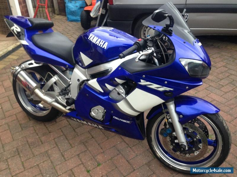 Permalink to Yamaha R6 For Sale