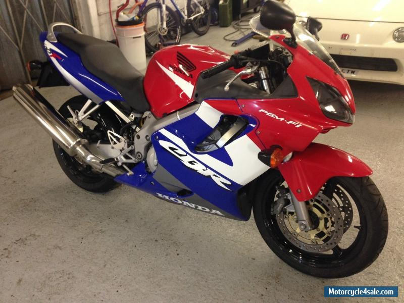 2001 honda cbr 600 f for sale in united kingdom. Black Bedroom Furniture Sets. Home Design Ideas