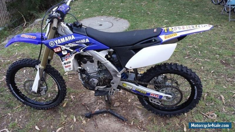 Yamaha YZ250F for Sale in Australia