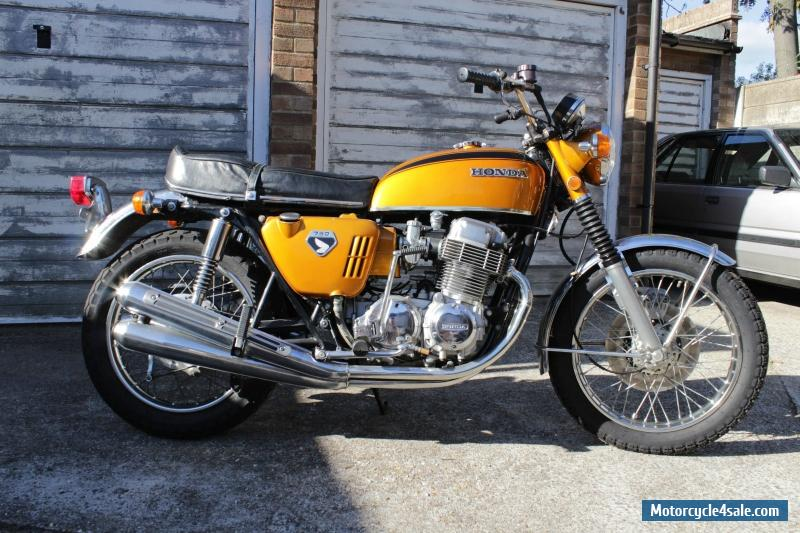 1970 Honda Cb750 K0 For Sale In United Kingdom