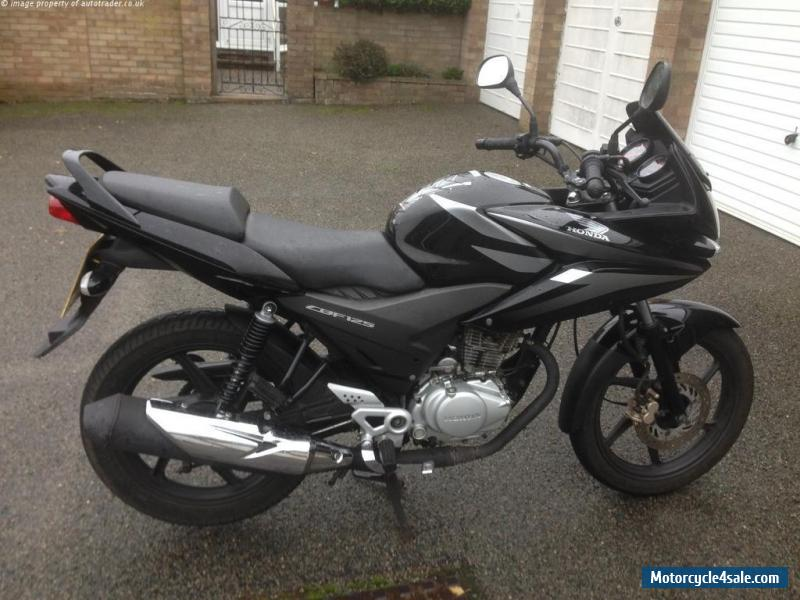 2009 honda cbf 125 m 9 for sale in united kingdom. Black Bedroom Furniture Sets. Home Design Ideas