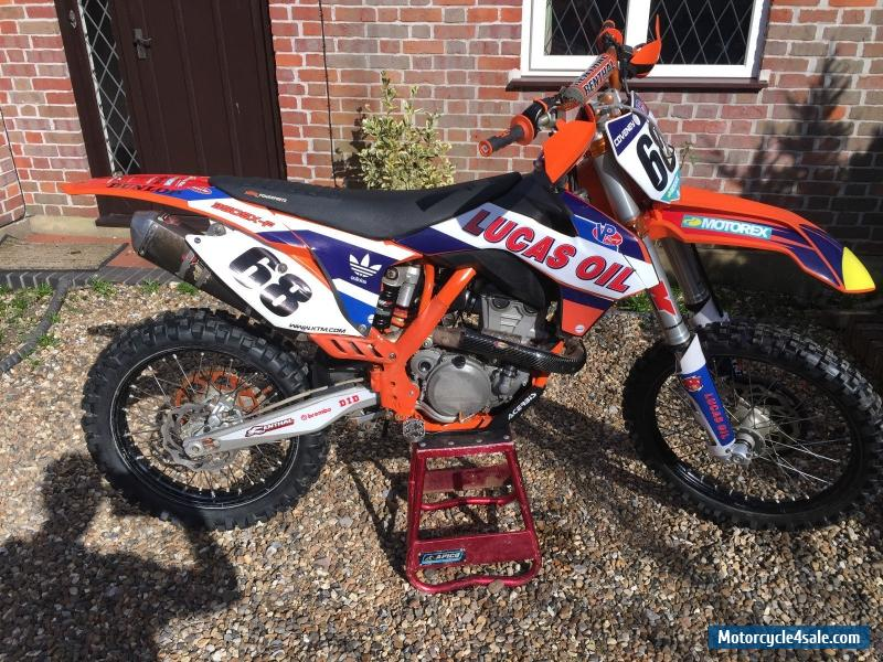 2011 ktm sx-f for sale in united kingdom