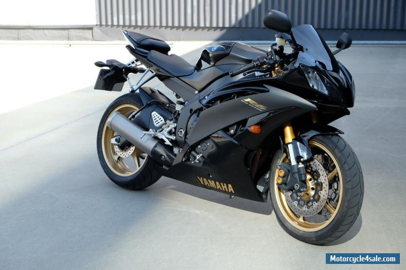 2010 yamaha r6 for sale in united kingdom