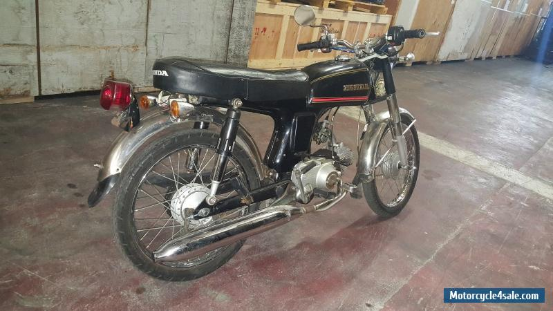 Honda Thousand Oaks >> 1968 Honda CD50 for Sale in Canada
