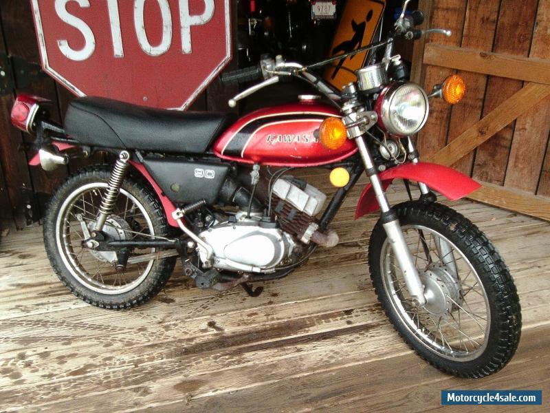 Kawasaki Motorcycle Battery