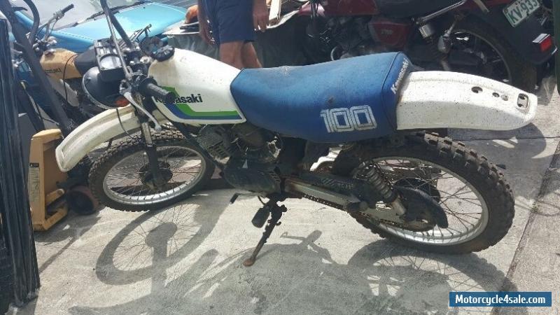 Kawasaki KE100 for Sale in Australia