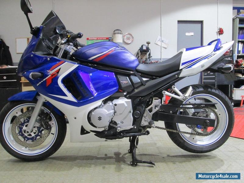 2009 suzuki gsx 650f for sale in united kingdom. Black Bedroom Furniture Sets. Home Design Ideas