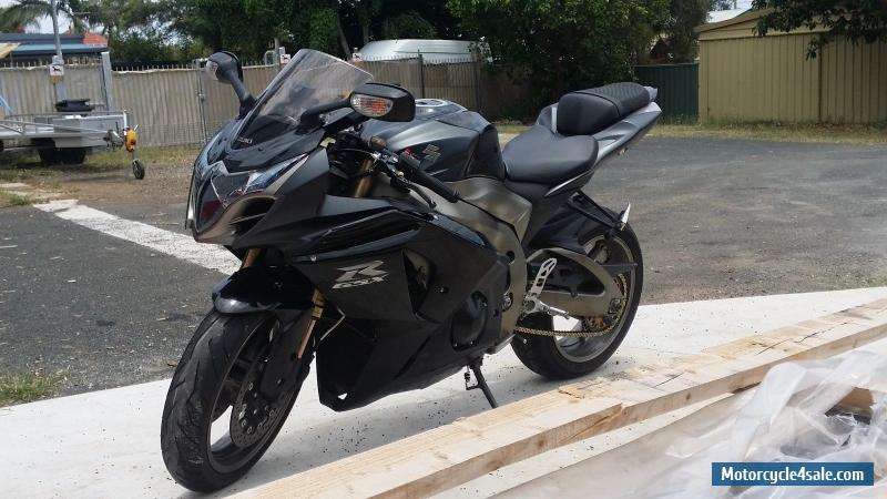 Suzuki gsxr 1000 for sale in australia for Suzuki gsxr 1000 motor for sale