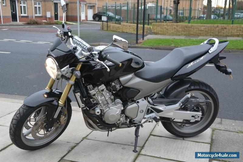 2005 honda cb 600 f5 for sale in united kingdom. Black Bedroom Furniture Sets. Home Design Ideas