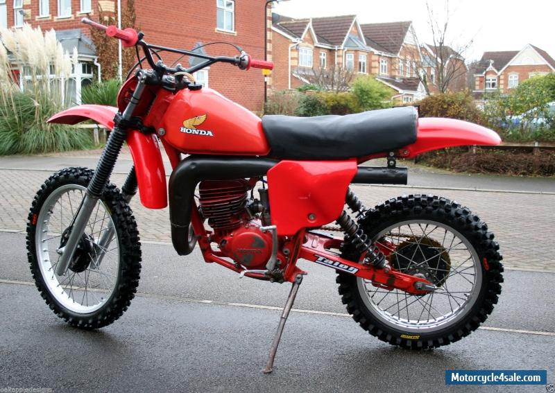 1979 honda cr 250 for sale in united kingdom. Black Bedroom Furniture Sets. Home Design Ideas