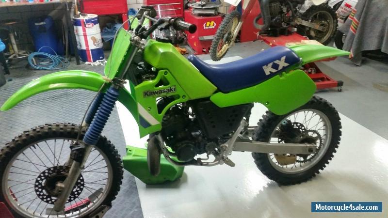 1986 Kawasaki Kx 250 For Sale In United Kingdom