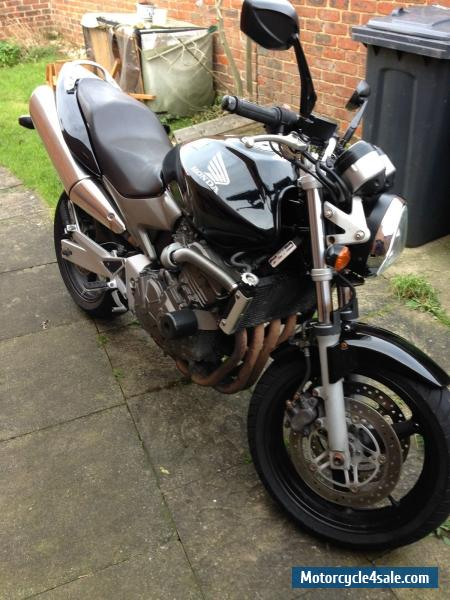 2003 honda hornet for sale in united kingdom. Black Bedroom Furniture Sets. Home Design Ideas