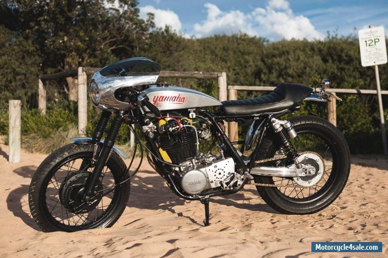 Yamaha Sr400 For Sale >> Yamaha Sr400 For Sale In Australia