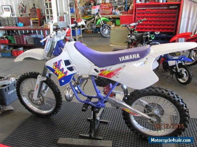 Yamaha yz250 for sale in australia for 1995 yamaha yz250 for sale
