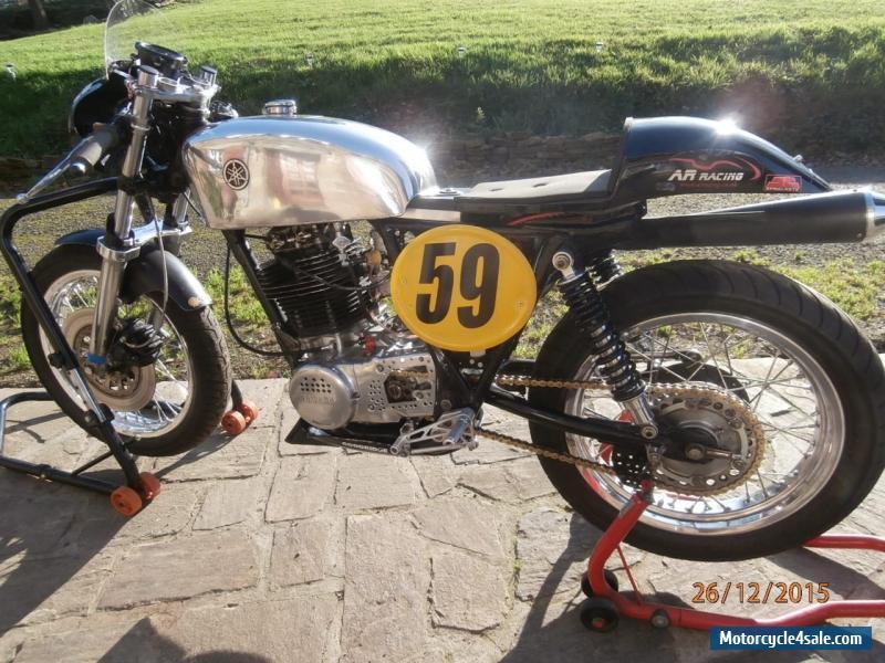 1982 yamaha sr500 for sale in united kingdom for Yamaha rally bike for sale