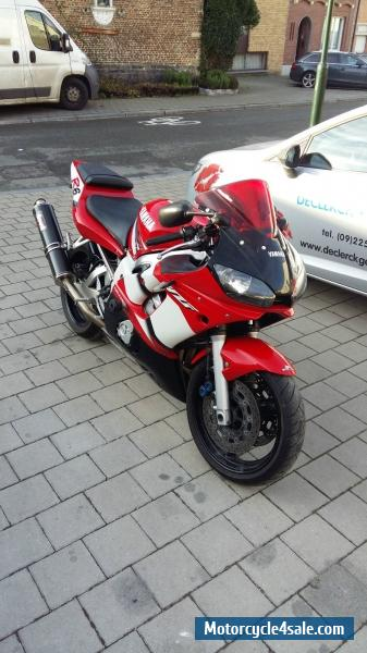 Yamaha yzf 600 r6 2003 good shape for sale in united kingdom for Yamaha r6 600 for sale