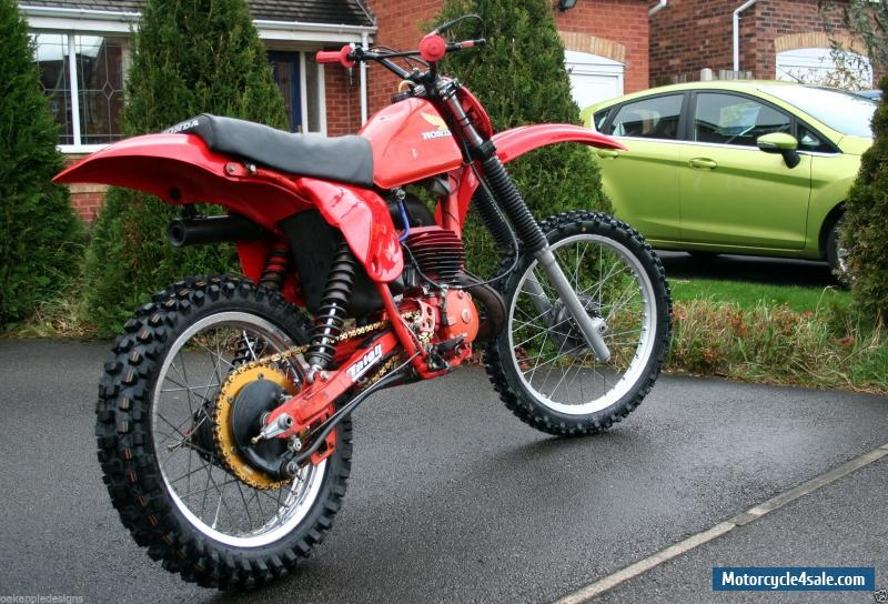 List of Vintage dirt bikes for sale - Bike