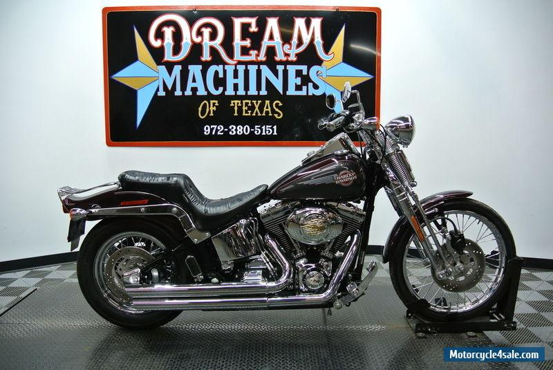 2005 Harley-davidson Softail for Sale in Canada