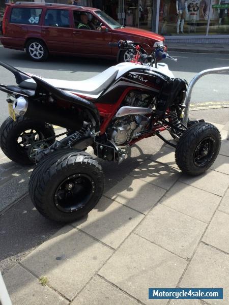 2015 Yamaha 700 Raptor For Sale In United Kingdom