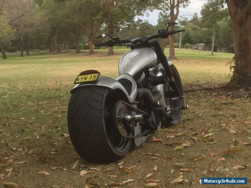 Full Custom Harley Davidson Softail For Sale In Australia