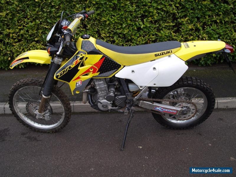 Suzuki Drz For Sale Uk