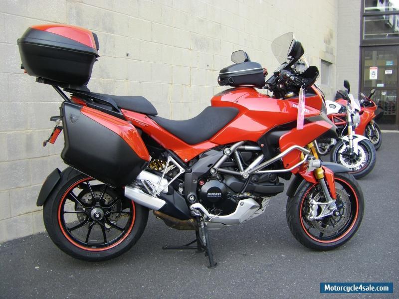 Ducati Multistrada For Sale Canada