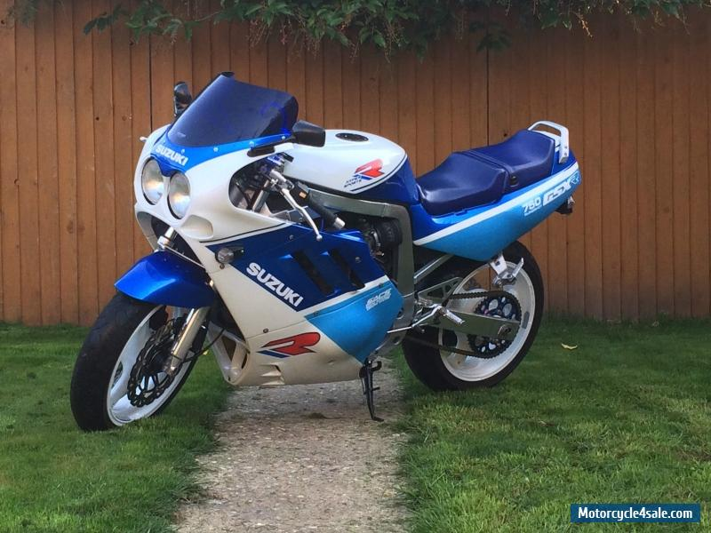 1988 suzuki gsxr for sale in united kingdom. Black Bedroom Furniture Sets. Home Design Ideas