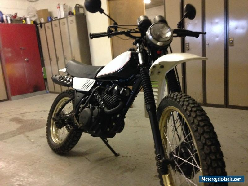 Yamaha xt250 for sale australia