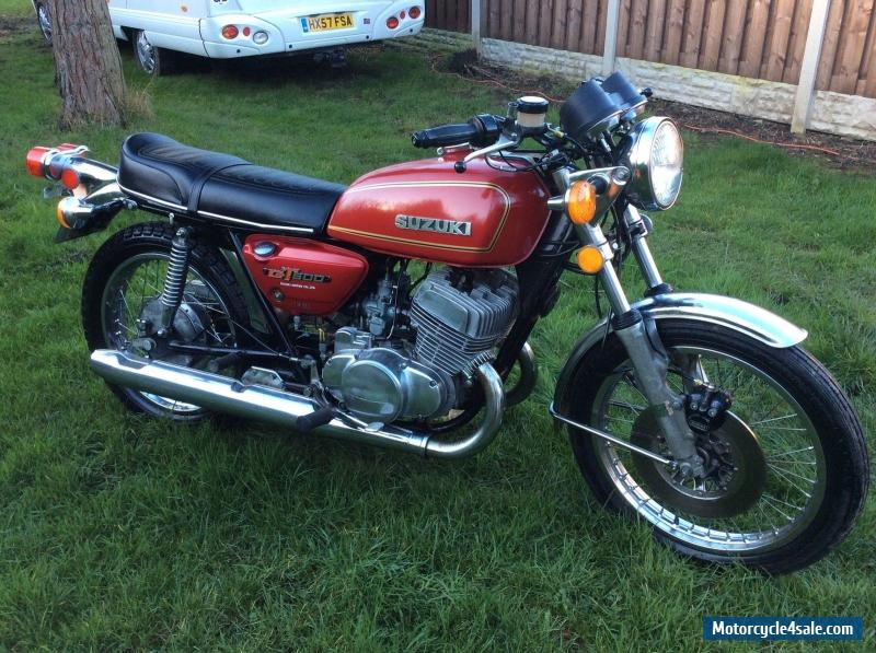 1976 Suzuki Gt500 for Sale in United Kingdom
