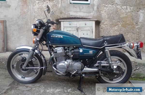 1978 Honda Cb750 K8 For Sale In United Kingdom