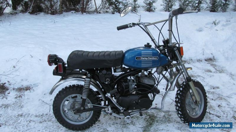 Harley Davidson  Cost