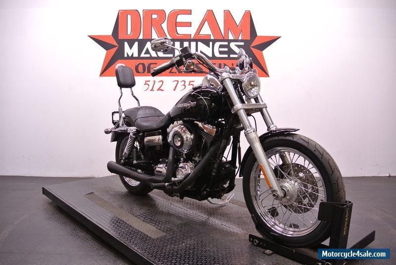 2011 Harley Davidson Fxdc Dyna Super Glide For Sale On: 2011 Harley-davidson Dyna For Sale In Canada