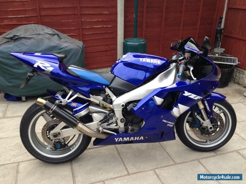 Yamaha R White For Sale
