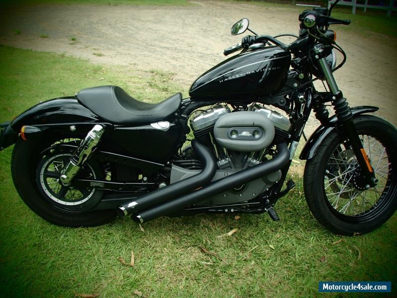 Harley Davidson: Harley-davidson Nightster For Sale In Australia