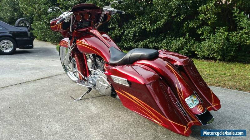 2011 Harley-davidson Touring for Sale in United States