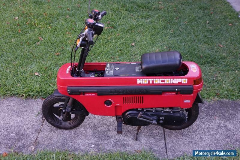 honda moto po   ncz50 for sale in australia