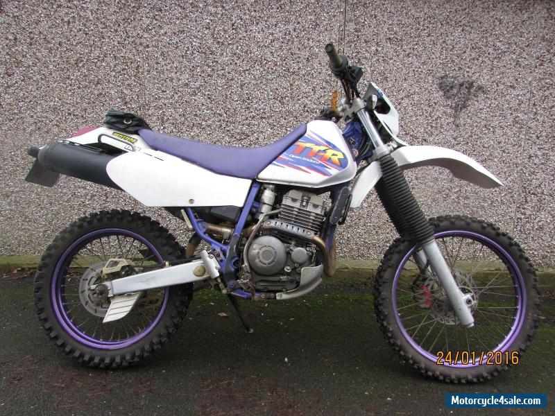 1994 yamaha ttr for sale in united kingdom for Yamaha ttr 250