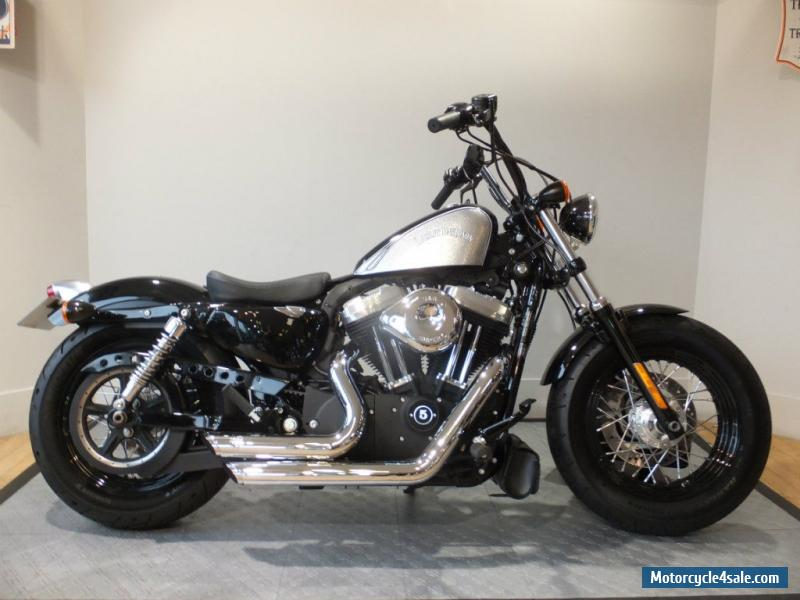 2011 harley davidson xl 1200 x forty eight 12 for sale in united kingdom. Black Bedroom Furniture Sets. Home Design Ideas