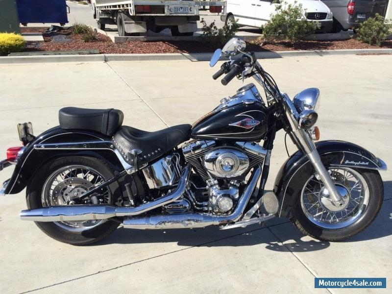 Damaged Harley Davidson For Sale Australia