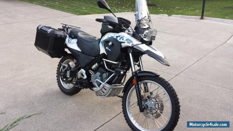2012 Bmw G650GS SERTAO For Sale In Canada