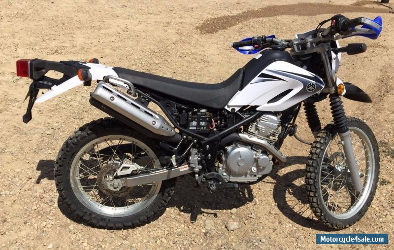 Yamaha xt250 for sale in australia for Yamaha road motorcycles