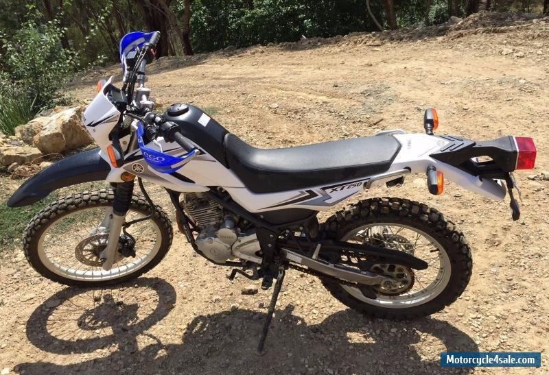 yamaha xt250 for sale in australia