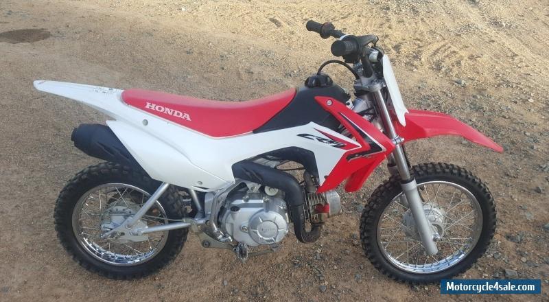 Honda Crf110 For Sale In Australia