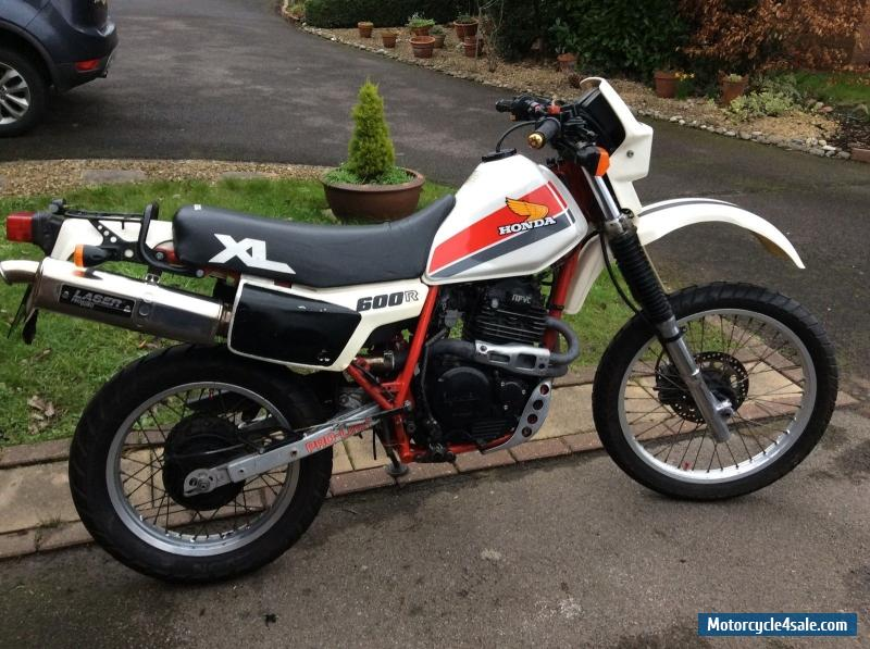 1984 Honda Xl600r For Sale In United Kingdom
