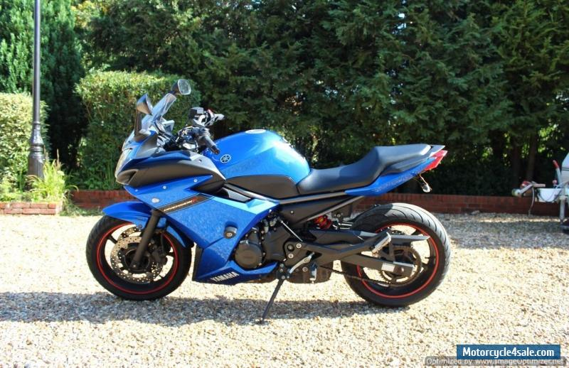 2010 yamaha xj6 diversion f for sale in united kingdom. Black Bedroom Furniture Sets. Home Design Ideas