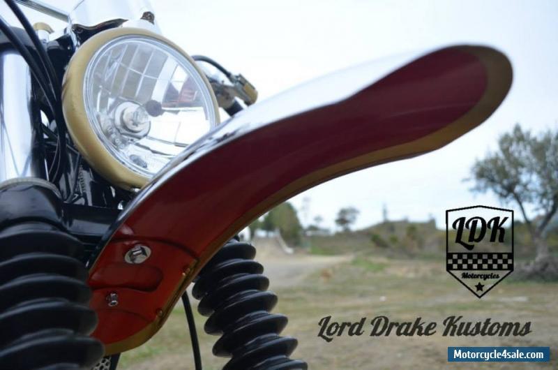 harley davidson sportster scrambler  quot bultracker 13 quot  by lord drake kustoms for sale in united kingdom harley davidson job time code manual 2017 Harley-Davidson Torque Spec Sheet