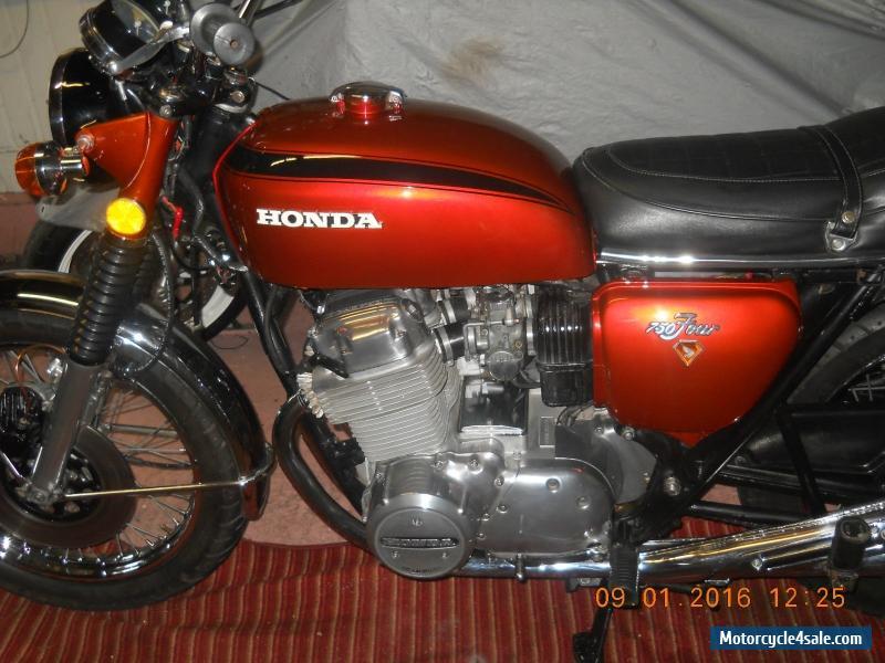 1970 honda 750 honda cb four for sale in united kingdom. Black Bedroom Furniture Sets. Home Design Ideas