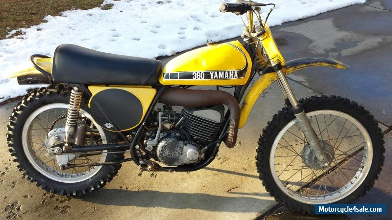 1974 yamaha yz for sale in canada for Yamaha mx 80 for sale