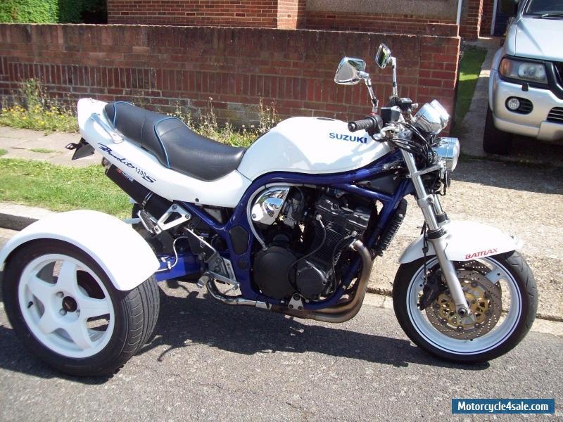 1998 suzuki bandit for sale in united kingdom for Motor trikes for sale uk