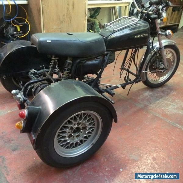 1975 honda gl 1000 for sale in united kingdom for Motor trikes for sale uk